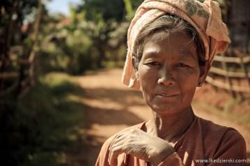 Plemiona górskie w Birmie