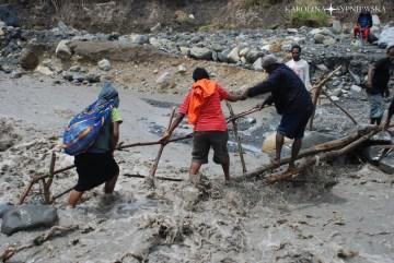 Życie codzienne w Papui