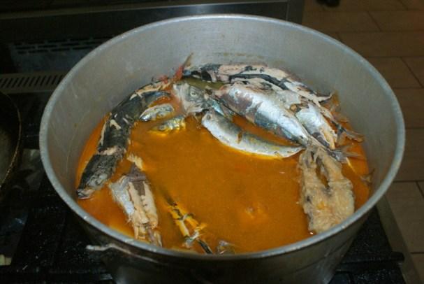 Caldo di pesce.. mmm.. pychotoka! (Fot. Emilia Wojciechowska)