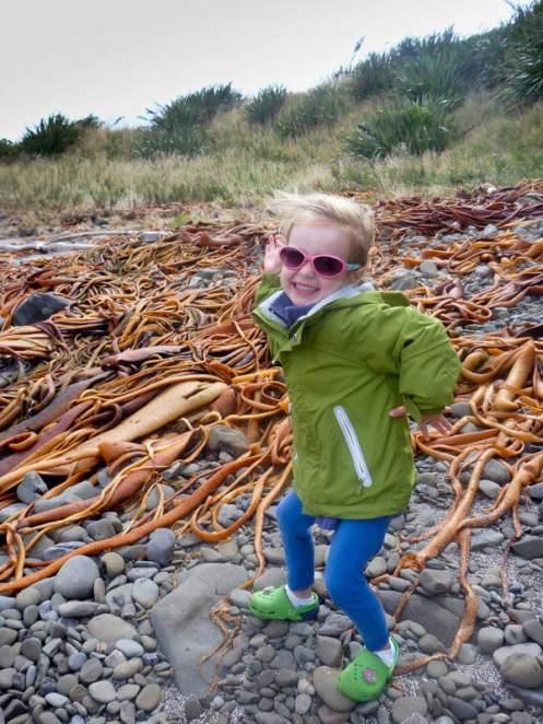 Podróż z dzieckiem. W Pogoni Za Szczęściem w Nowej Zelandii.