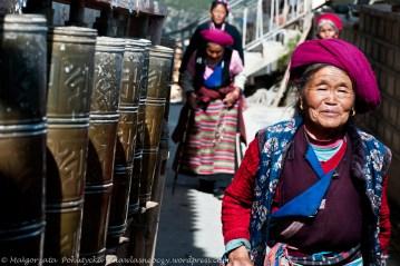 Okrążenia wokół tybetańskich świątyń