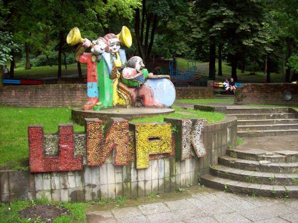 Stary cyrk we Lwowie