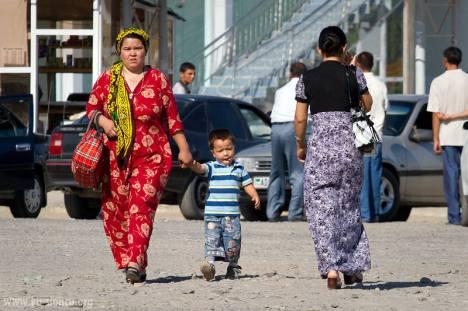 Mary - jedno z większych miast Turkmenistanu