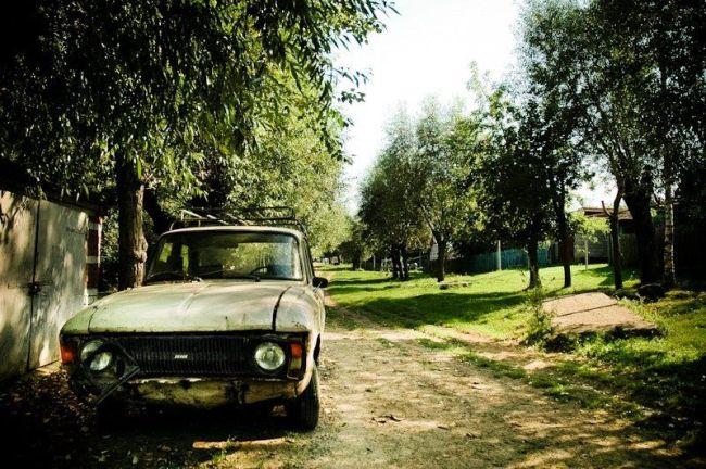 wioska pod Uralem