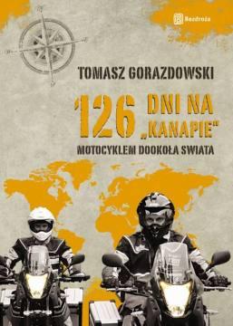 Okładka ksiażki Tomasza Gorazdowskiego