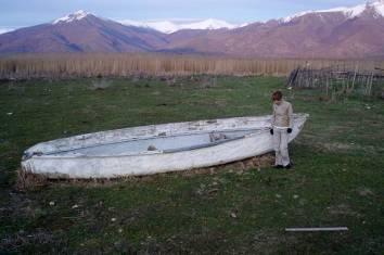 Grecka Prespę rzadko odwiedzają turyści.