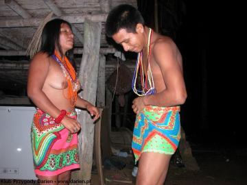 Indianie z Ameryki Środkowej