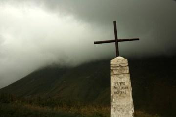 Przełęcz Chrystusa, Gruzja