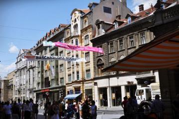 Ulice Sarajewa