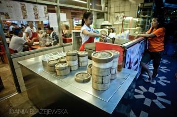 Chinatown w Manilii na Filipinach