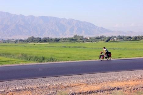 Rowerem przez Tadżykistan
