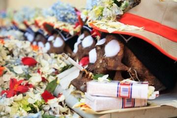 Pogańskie rytuały w La Paz