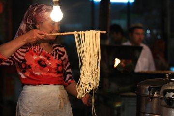Ujgurska kuchnia