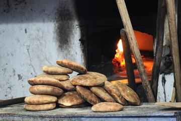 marokański chleb