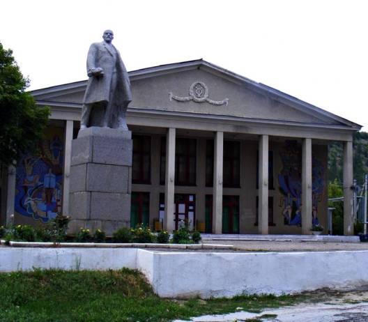 Pomnik Lenina stoi w każdej wsi Naddniestrza