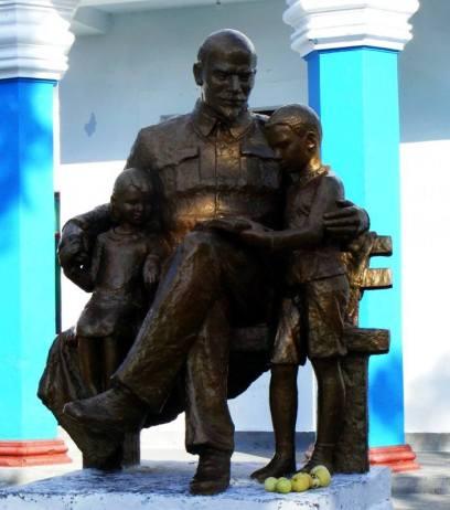 Kolejny pomnik Lenina w Naddniestrzu