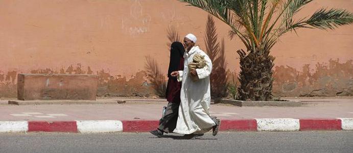 Muzułmańskie małżeństwo