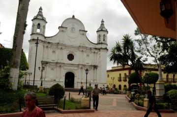 Katedra w Copán