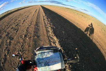 Rowertem przez Patagonię