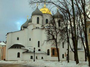 Rosja, Sobór świętej Zofii w Nowogrodzie