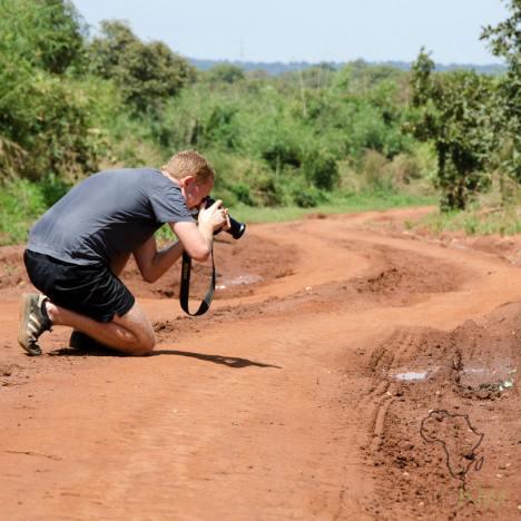 Piotr Horzela w Sudanie Południowym