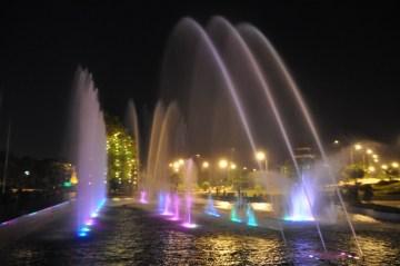 Water Fountain Garden