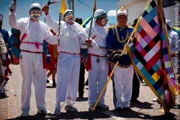 Tańce w Ekwadorze