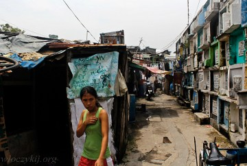 Slumsy na Filipinach