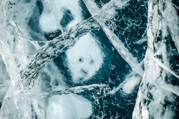 Lód na Bajkale
