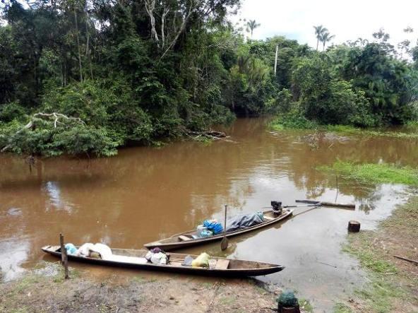 Peru - podróż po Amazonii