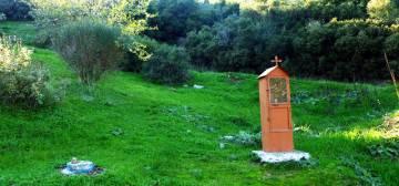 Kapliczki, które Grecy stawiają w miejscach wypadków