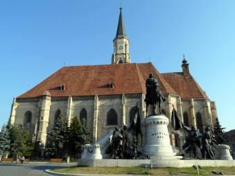 Podróż przez Rumunię. Kluż-Napoka
