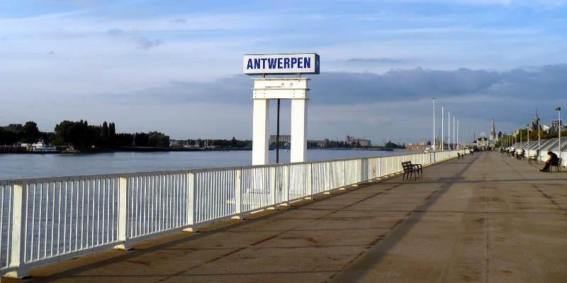 Antwerpia. (Fot. Joanna Makola)