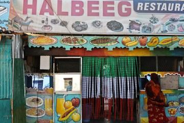 Włoska knajpa w stolicy Somalilandu
