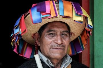 Portret mężczyzny w sombrero