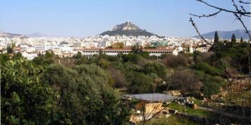 Ateny - turystyjka w Grecji