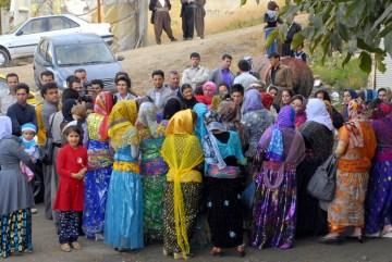 Kurdyjskie wesele w Iranie