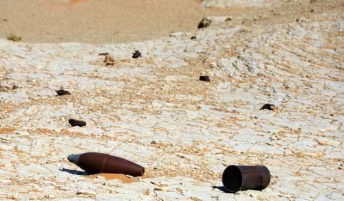 Broń Kadaffiego w Czadzie