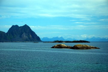 Norweskie jeziora