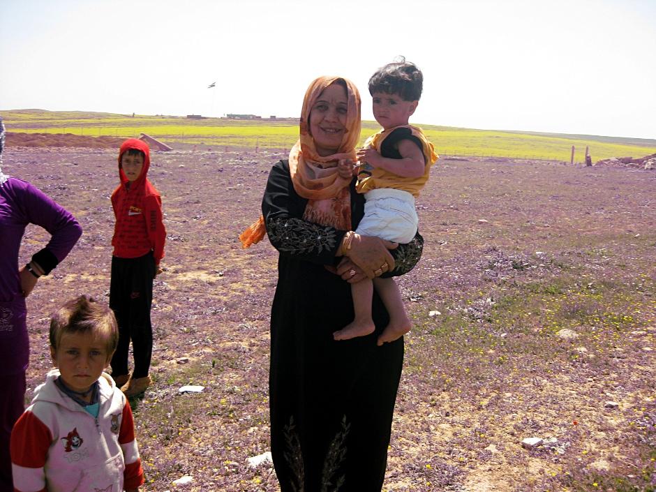Zdjęcia dzieci syryjskich uchodźców
