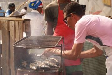 Grilluj się makrelo, grilluj! (Fot. Emilia Wojciechowska)