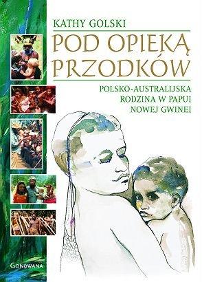 Pod opikeką przodków - okładka książki