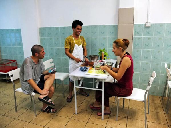 Gotowanie w Malezji