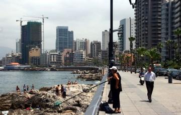 Odpoczynek w Bejrucie