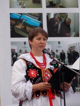 Pani prezes, Irina Wieleżyńska, razem z pozostałymi członkami Polonii przyjęli nas z iście polską gościnnością. (Fot. Monika Radzikowska)
