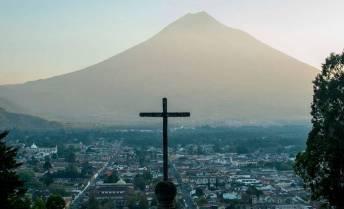 Antigua w Gwatemali