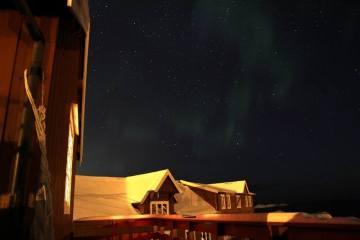 Zorza polarna - foto, Norwegia