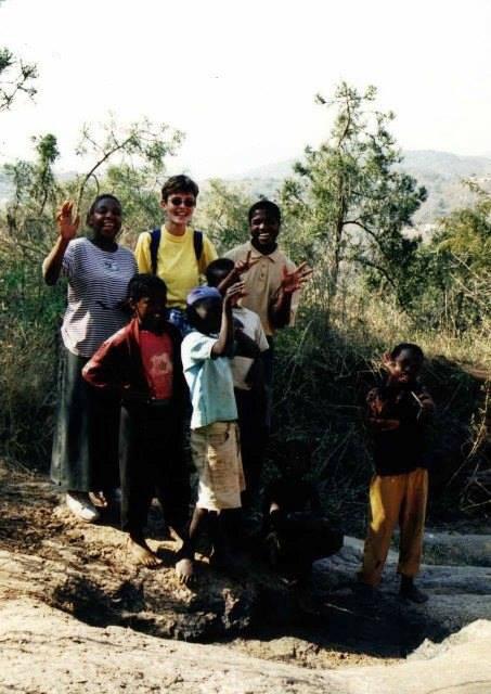 Podróż po RPA w 1999 roku