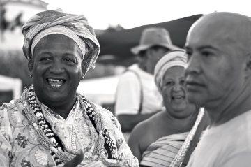 Święto Królowej Wód w Brazylii - zdjęcia