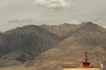 Zdjęcia z autostopowej podróży przez Ladakh w Indiach